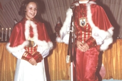 1970 Gisela Schulte und Elmar Schulte