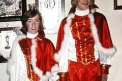 1974 Monika Blome und Bernd Beilmann