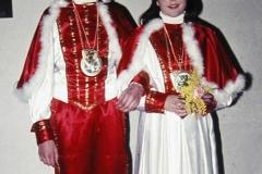 1975 Gudrun Pöhler und Josef Rickert