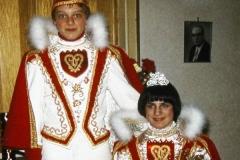 1978 Katrin Schröder und Willi Blome