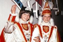 1979 Beatrix Scheffer und Axel Grote