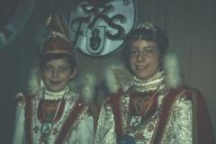 1980 Petra Scheffer und Christian Hammeke