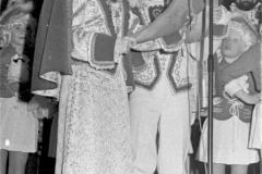 1981 Alexandra Larisch und Frank Sperling