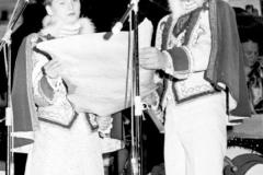 1988 Angela Milewski und Sebastian Pingel