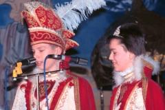 1989 Jennifer Heyde und Elmar Kaiser