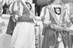 1998 Sandra Albers und Oliver Hoff