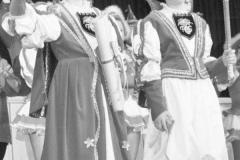 1999 Lena Aufderbeck und Nikolas Cramer