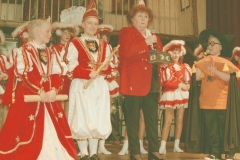 2001 Christin Kordes und Niclas Linneborn
