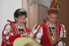 2004 Lisa-Marie Fecke und Patrick Grote