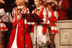 2007 Lena Brechmann und Christian Geister